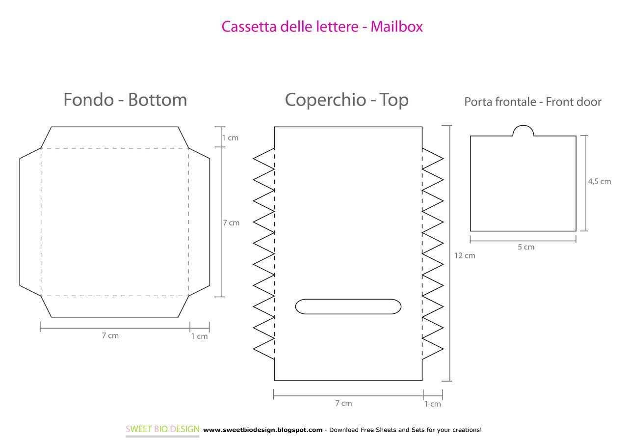 Cassetta Lettere2 Jpg 1278 904 Cassetta Delle Lettere Salvadanaio Tutorial