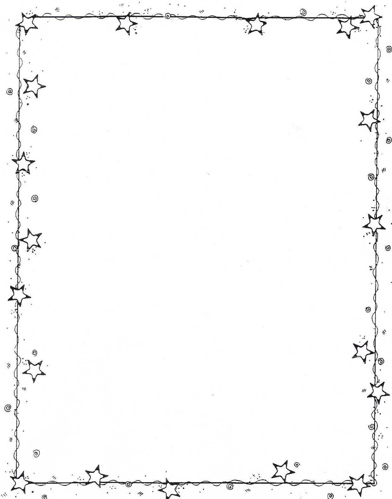 Album Arsivi Briefpapier Zum Ausdrucken Schmuckrahmen Rander Und Rahmen