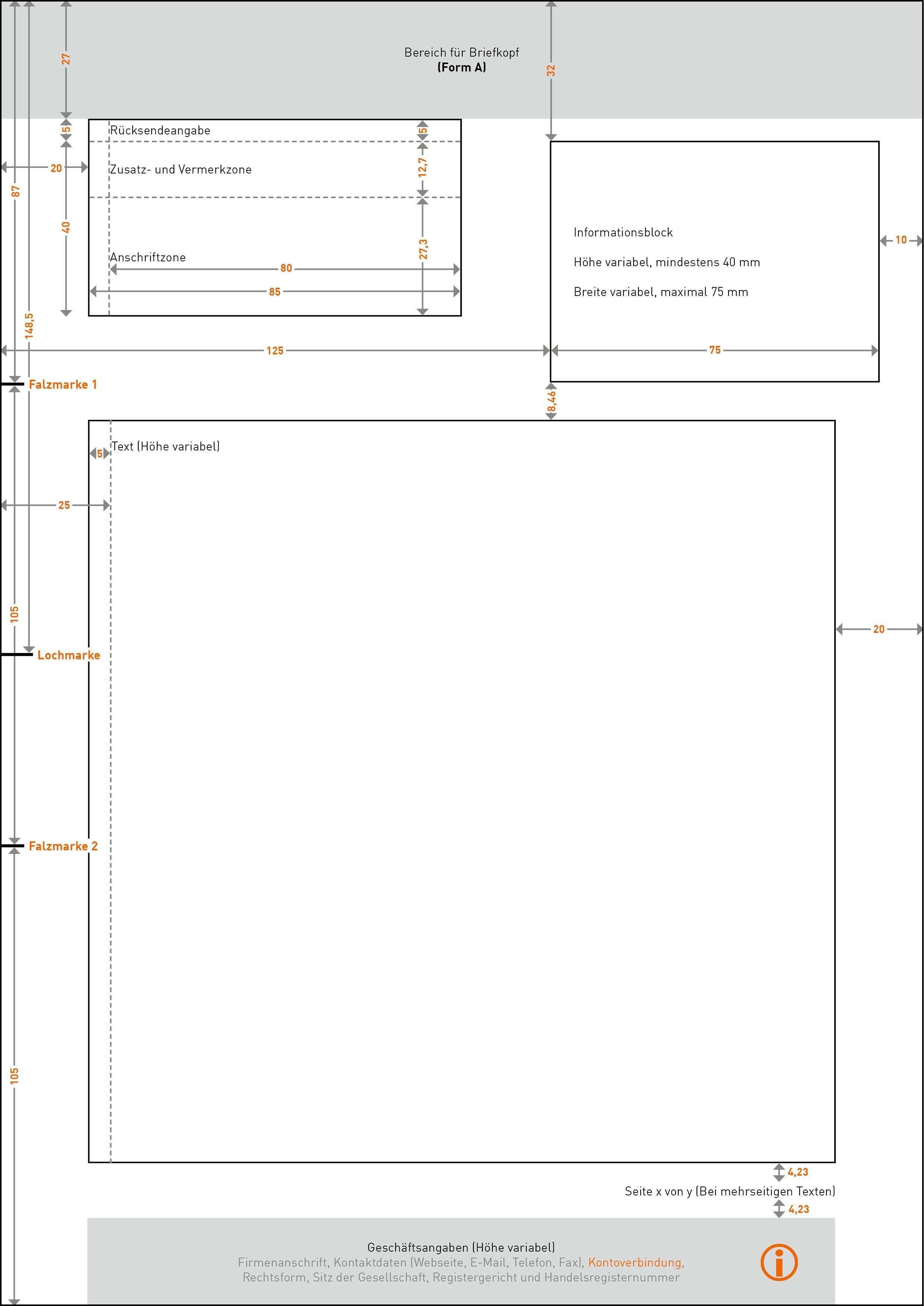 Sepa Kommt Vorlagen Fur Ihr Geschaftspapier Viaprinto Blog Briefbogen Vorlage Briefbogen Briefpapier Design