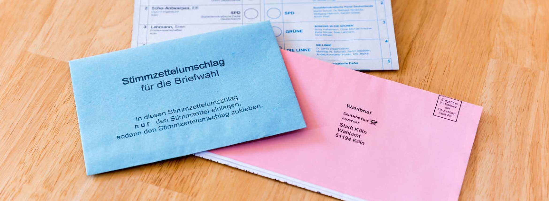 Briefwahl So Funktioniert Es Auf Einen Blick Unicum