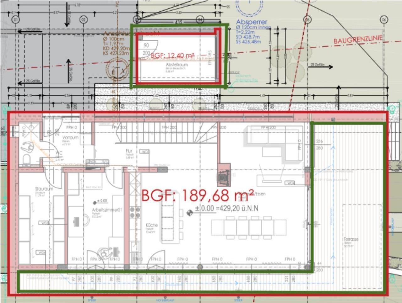 Bauabgabe Steiermark Baurechtforum Auf Energiesparhaus At