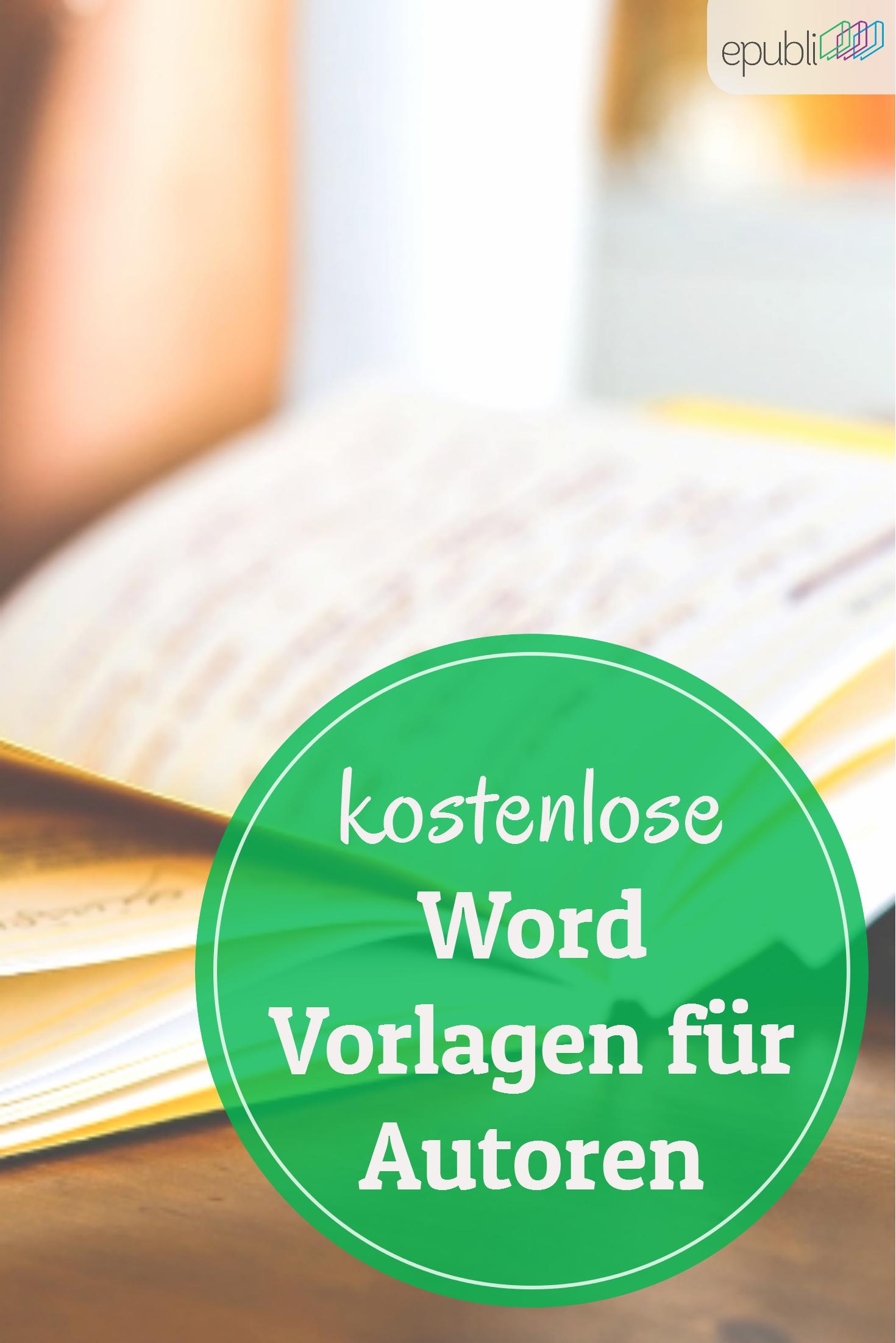Kostenlose Word Vorlagen Fur Autoren Buch Selber Schreiben Buch Schreiben Notizheft Fur Kreatives Schreiben
