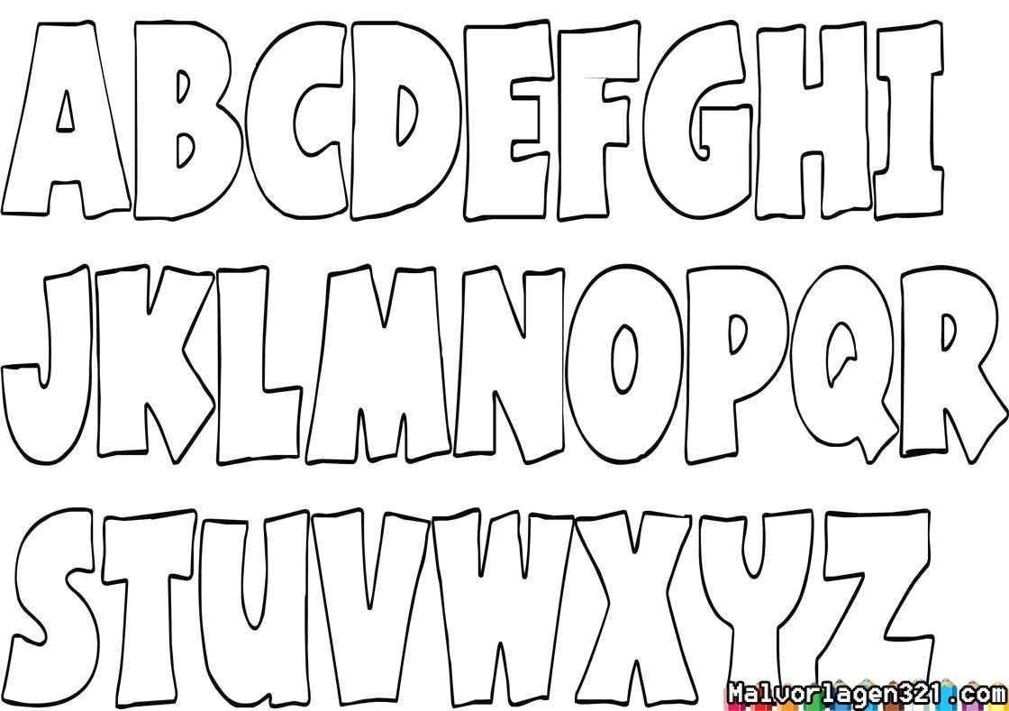 Schablonen Zum Ausdrucken Verwandt Mit Buchstaben Schablonen Zum Au Buchstaben Vorlagen Zum Ausdrucken Alphabet Malvorlagen Buchstaben Schablone Zum Ausdrucken