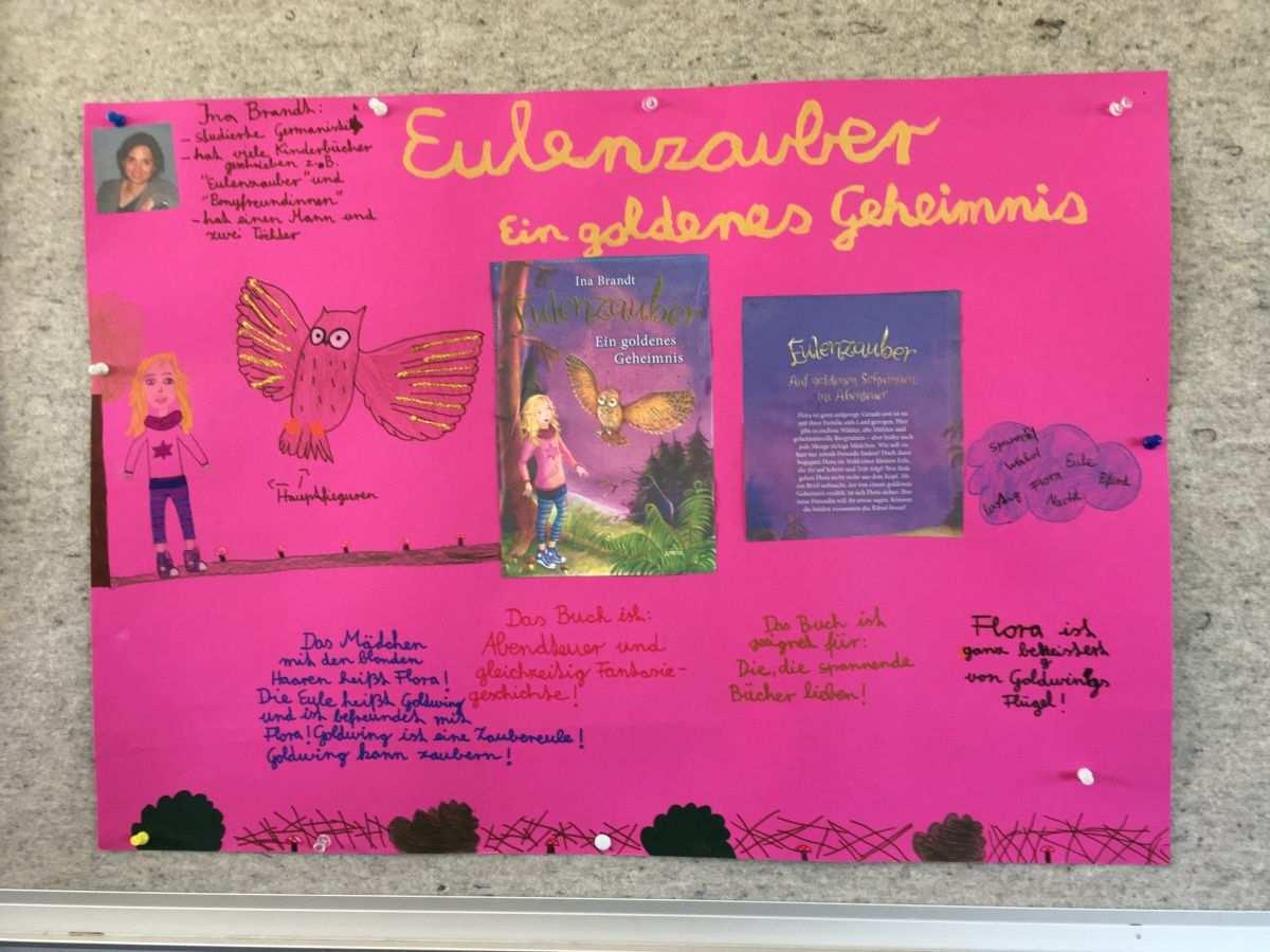 Buchprasentation Klasse 3 Buchvorstellung Grundschule Buchvorstellung Bucher