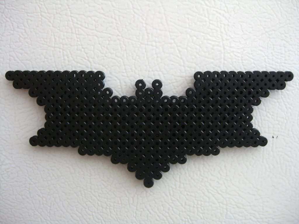 Batman Bugelperlen Bugelperlen Vorlagen Perlen
