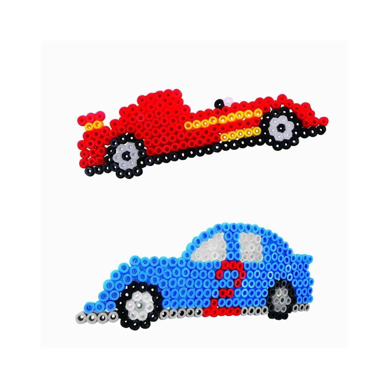 Ses Deutschland 6111 Bugelperlenset Autos Amazon De Spielzeug Bugelperlen Hama Perlen Muster Hama Bugelperlen