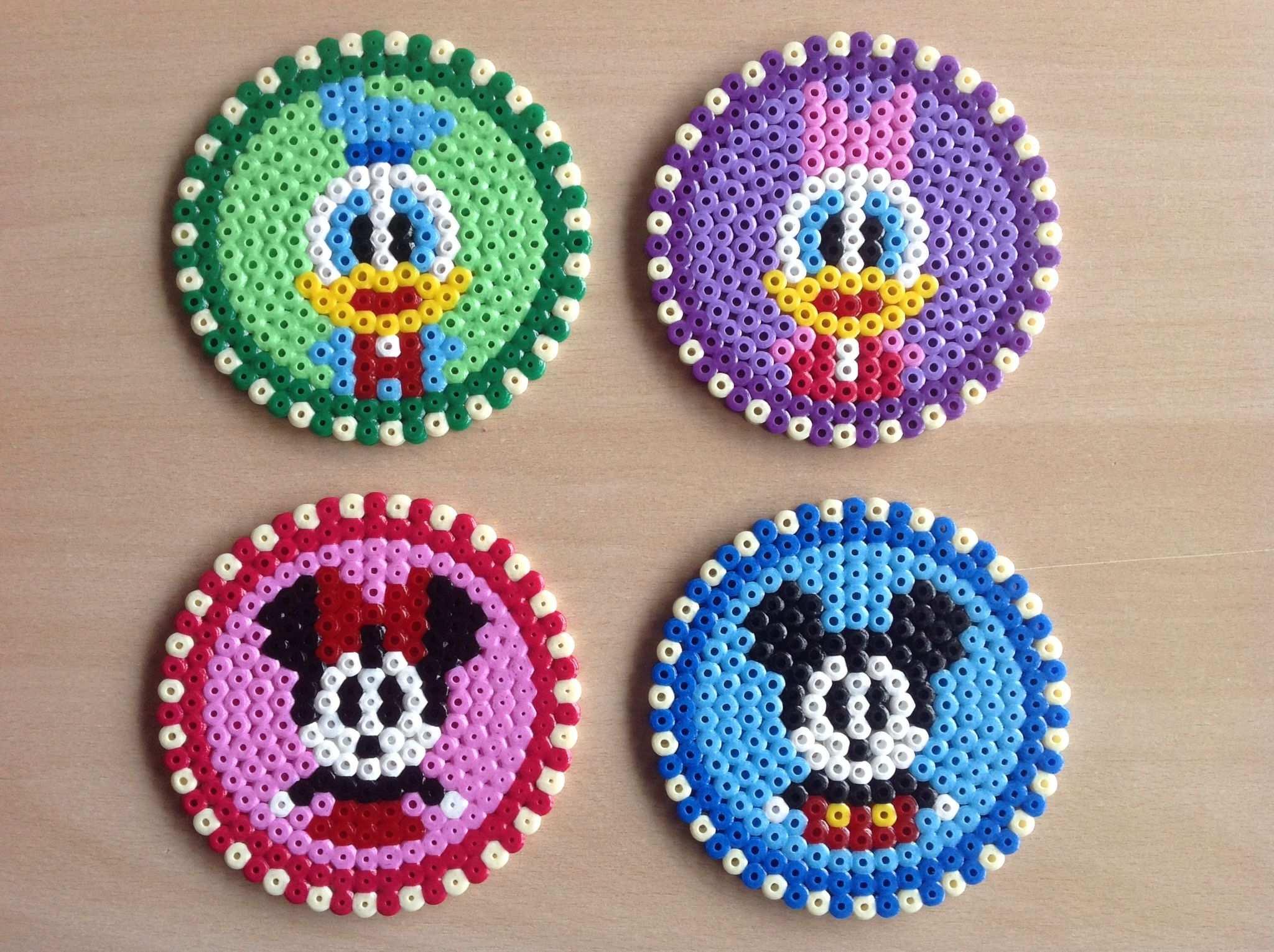 Disney Basteln Bugelperlen Eisenperlen Bugelperlen