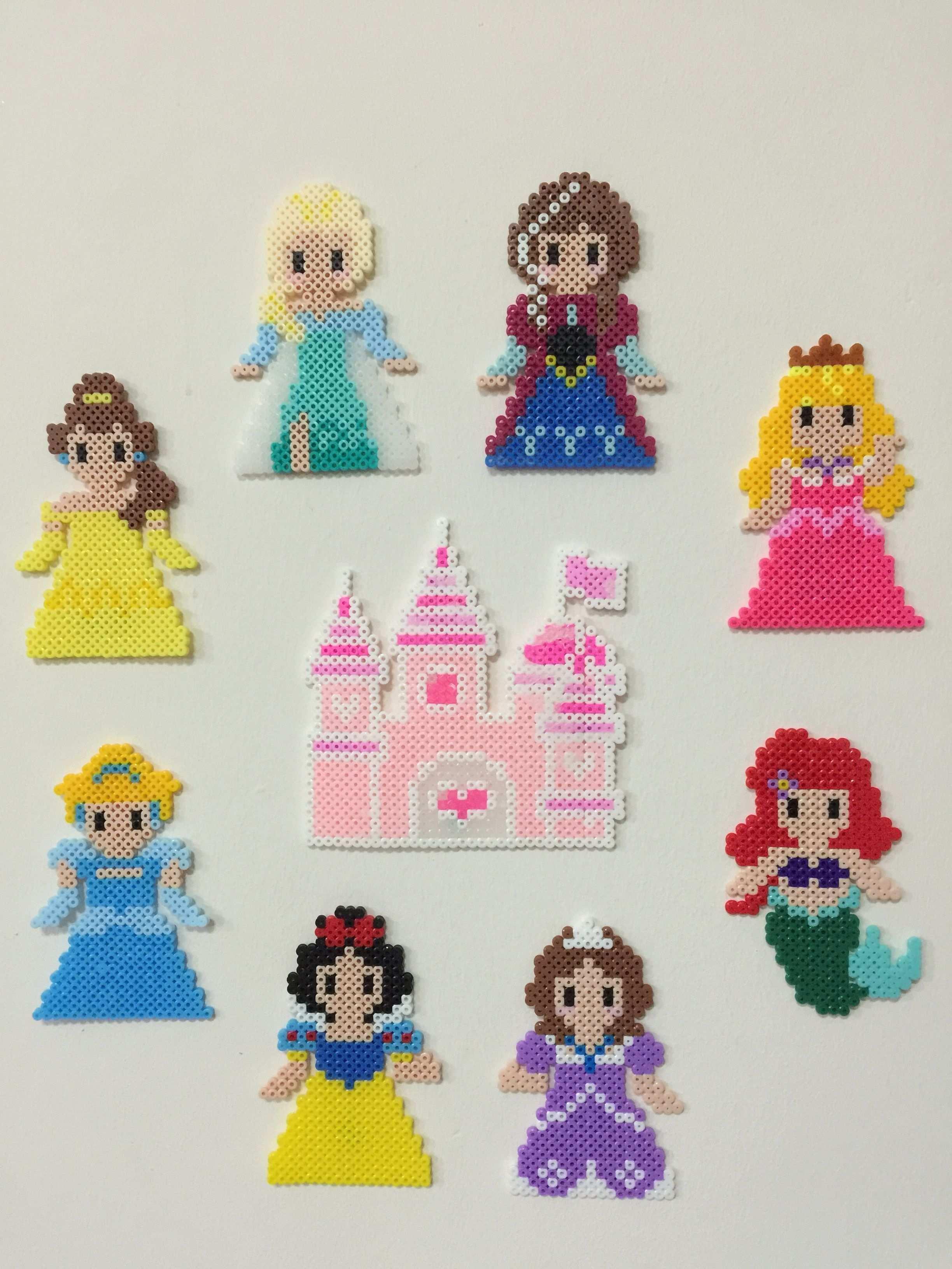 Pin Von Patti Palmieri Auf Disney Everything Basteln Bugelperlen Disney Stich Basteln
