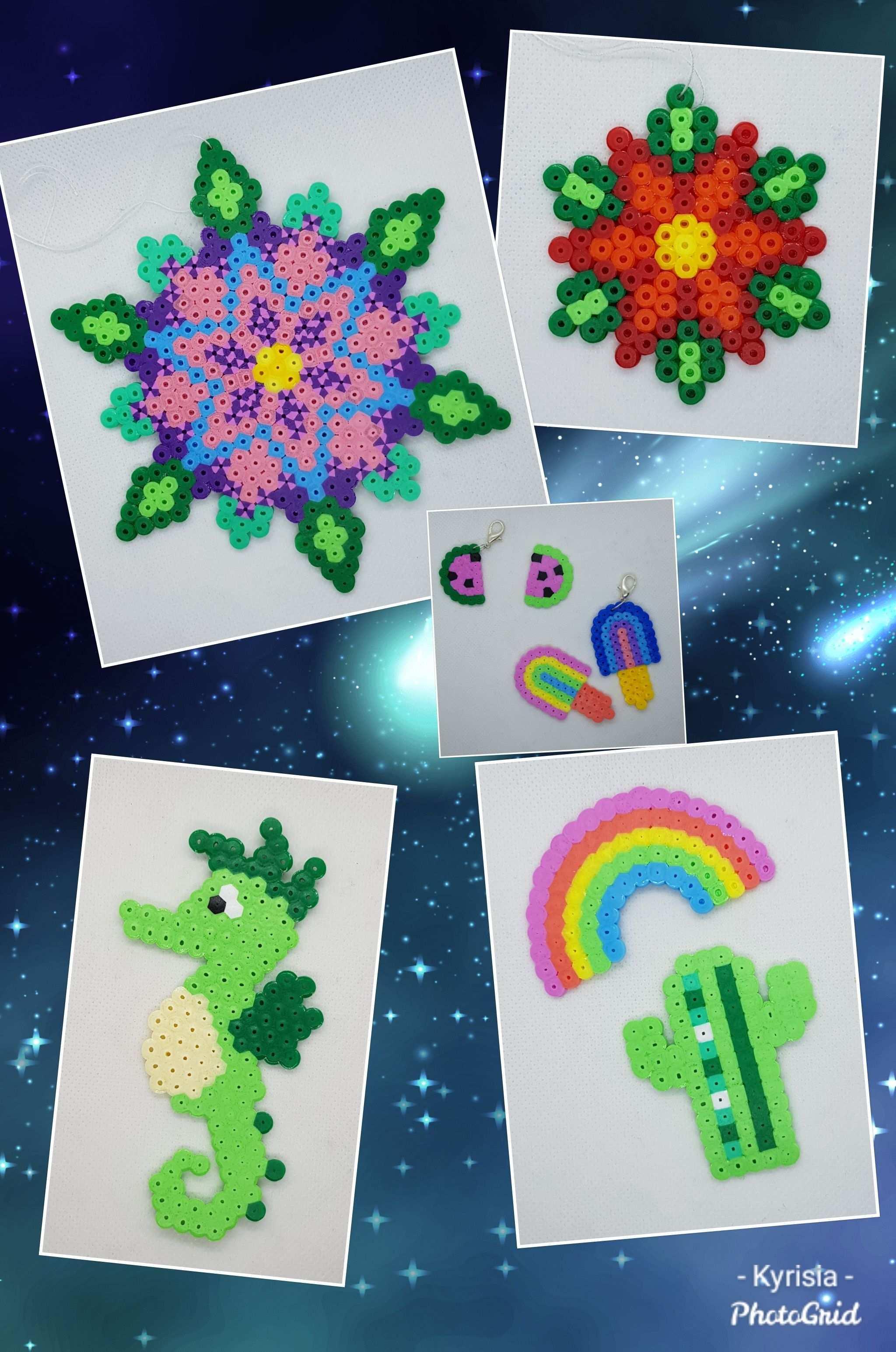 Bugelperlen Ideen Bugelperlen Basteln Perler Bead Designs