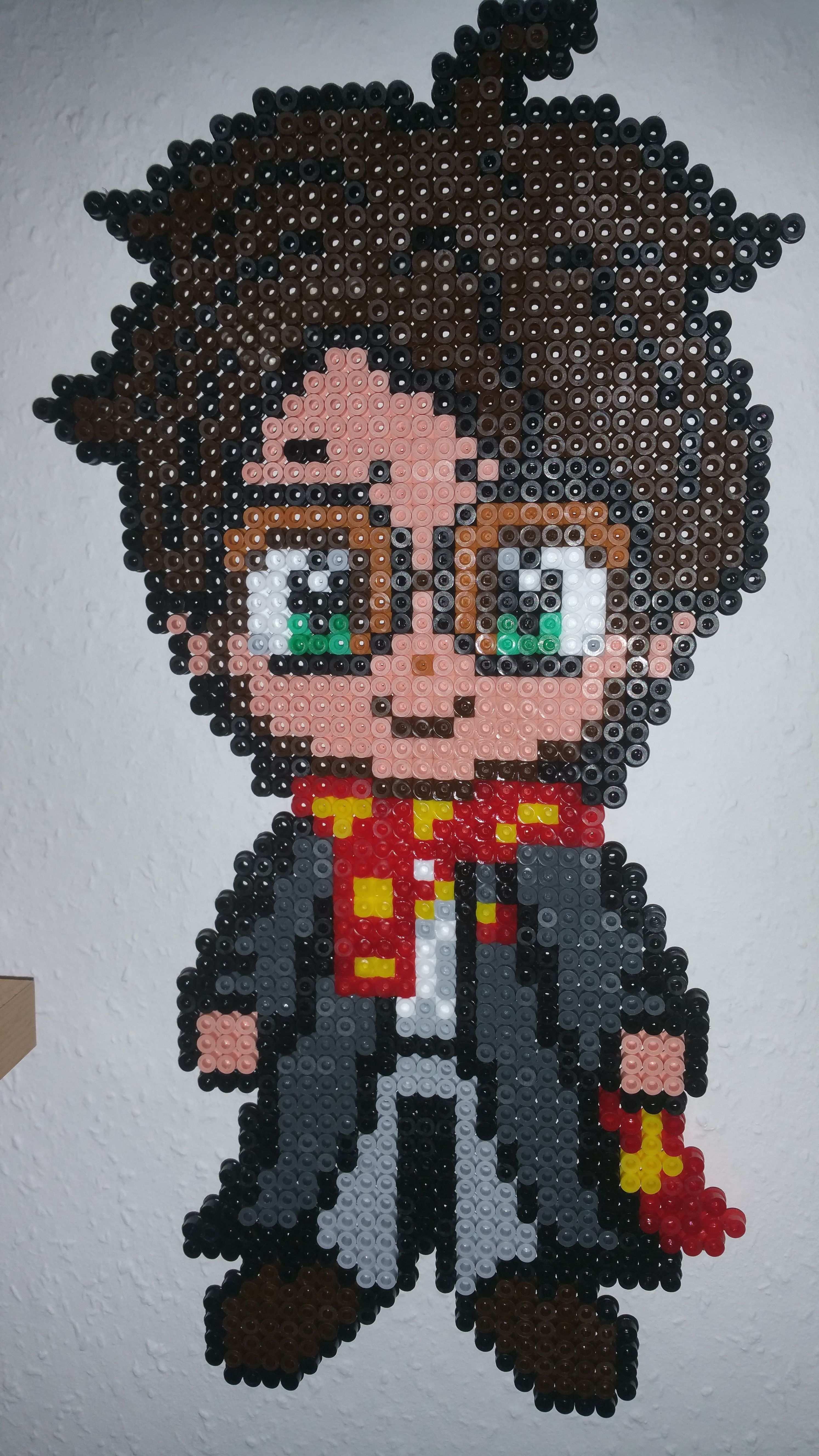 Harry Potter Bugelperlen Bugelperlen Vorlagen Bugelperlen Bugel