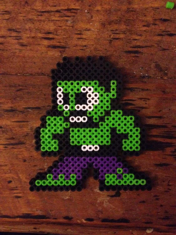 Hulk Square Board For George Perline Hulk Schema