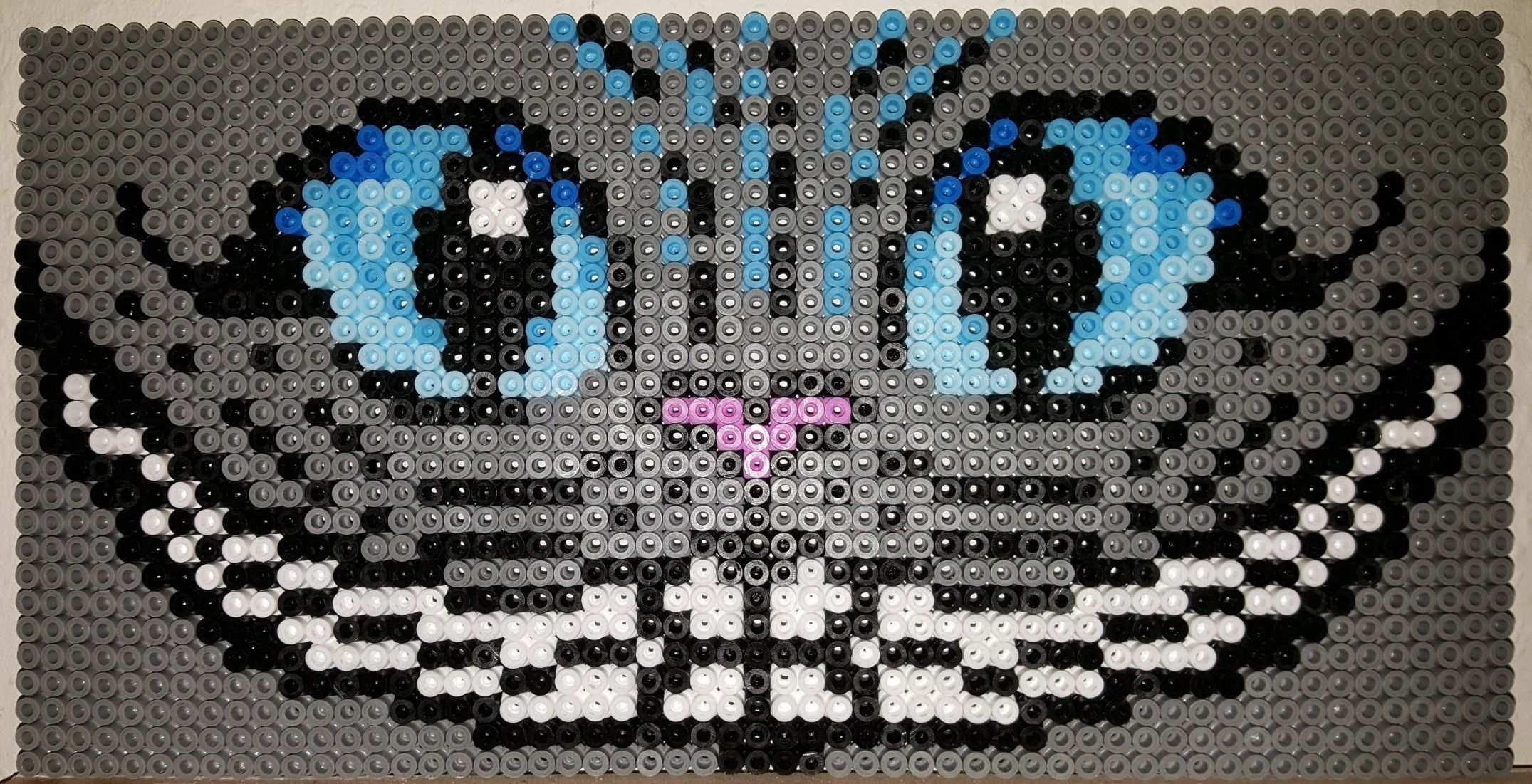 Grinsekatze Cheshire Cat Bugelperlen Hama Beeds Bugelperlen Bugelperlenbilder Bugelperlenvorlagen
