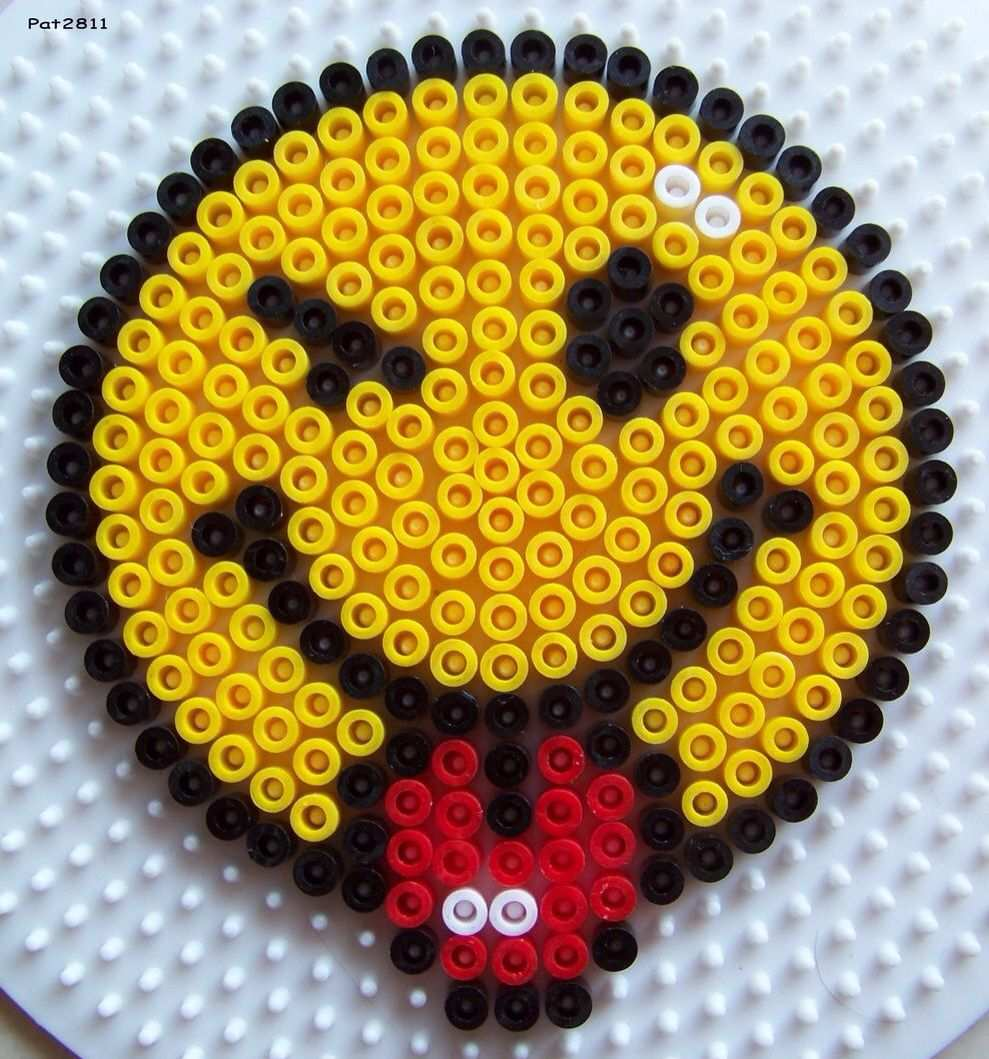 Pin Em Melty Beads