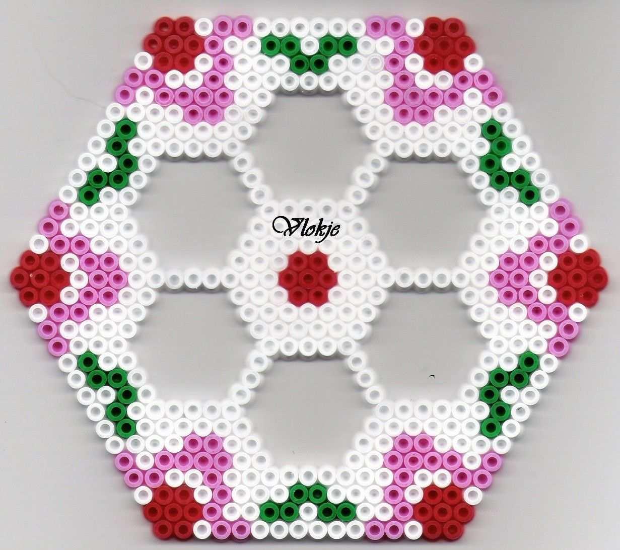 Sechseck Bugelperlen Hexa Perler Beads Diy Perler Beads Perler Crafts Perler Beads Designs