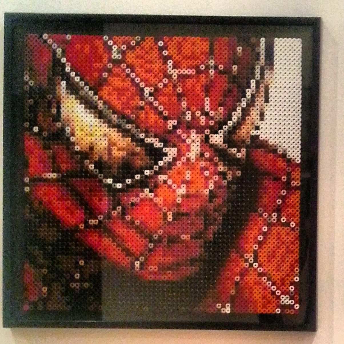 Parlandet Som Blivit Mer An Hobby Spider Man Perler Parlor Parlor Superhjaltar
