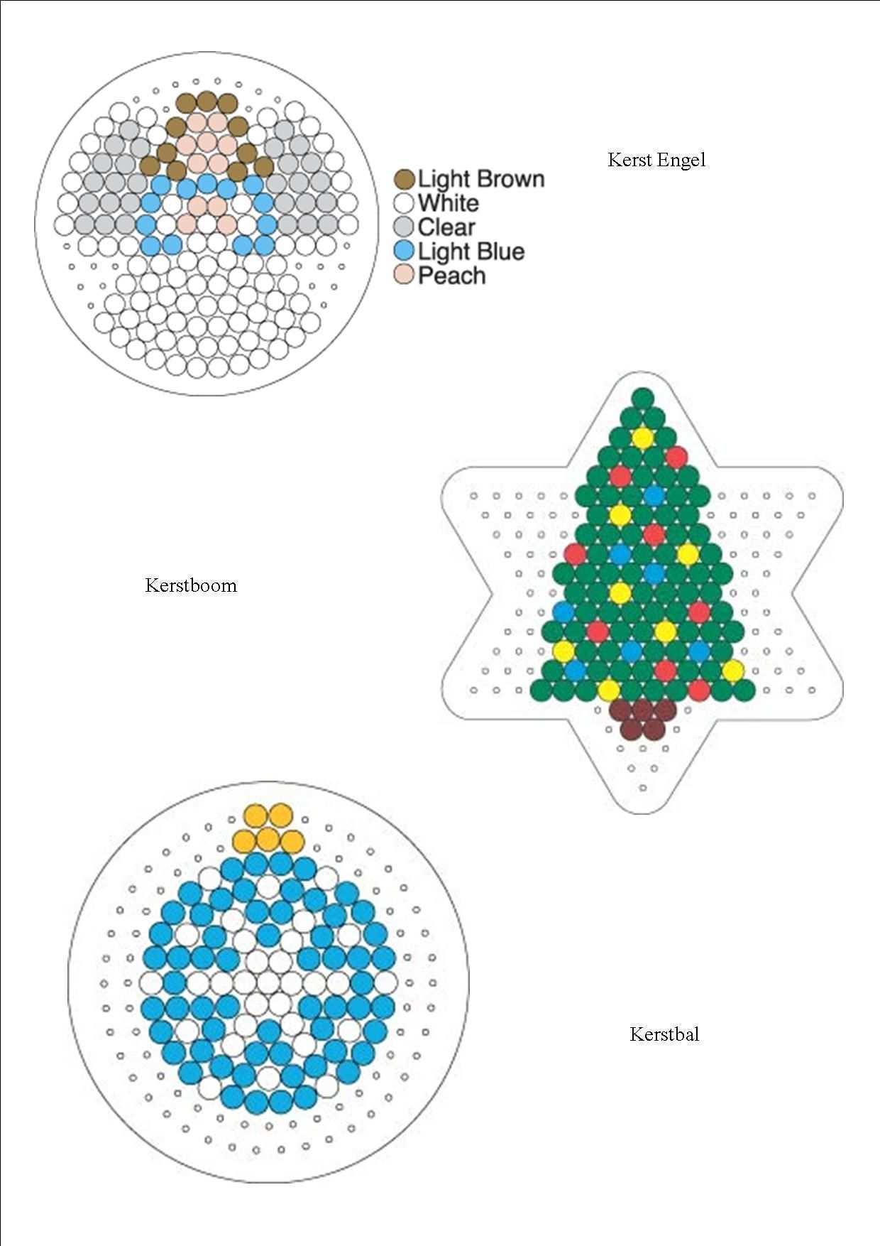 Christmas Perler Bead Patterns Angel Tree And Bauble Basteln Bugelperlen Basteln Mit Bugelperlen Weihnachten Buegelperlen Weihnachten