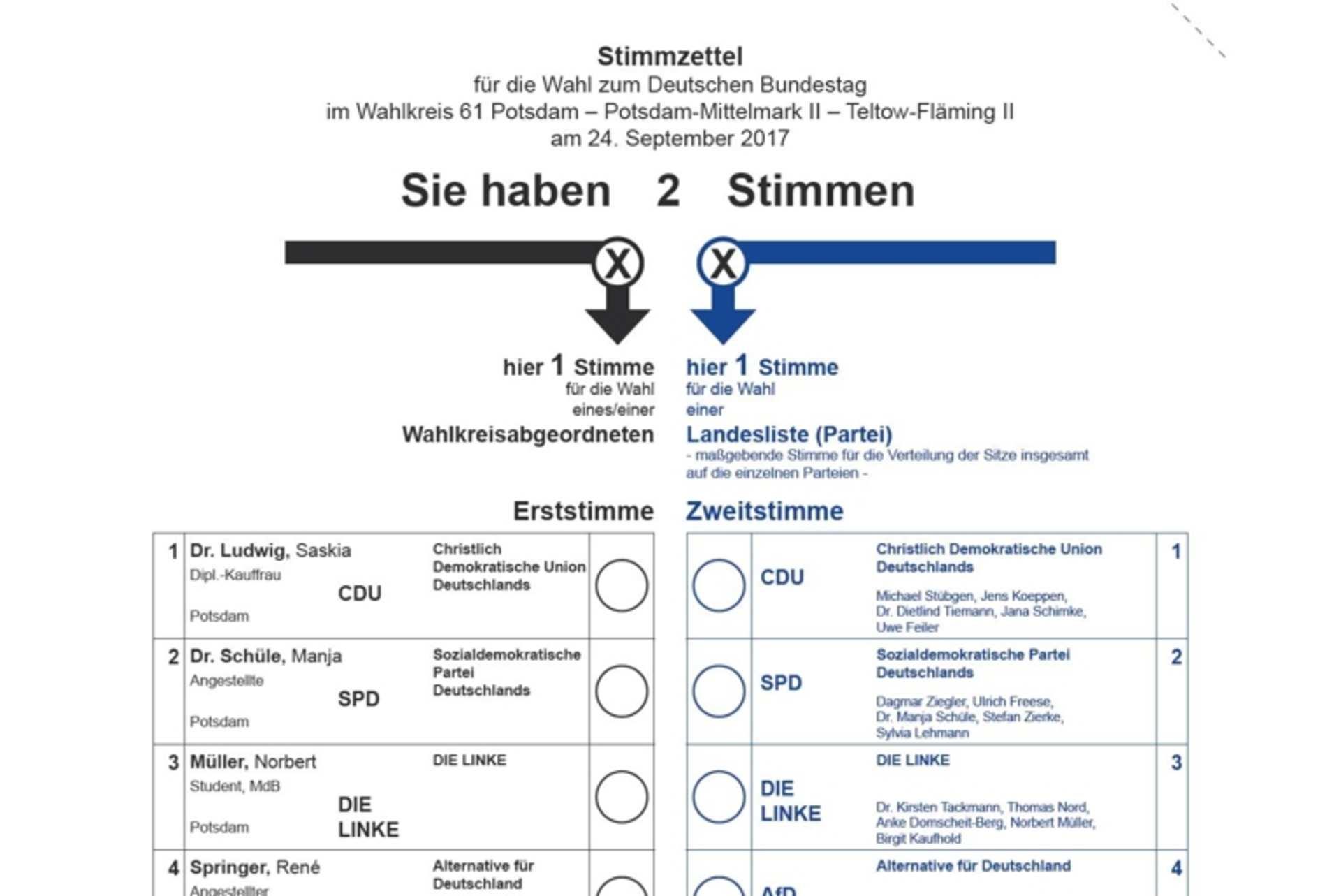 Bundestagswahl 2017 Alle Fragen Und Antworten Zur Wahl Maz Markische Allgemeine