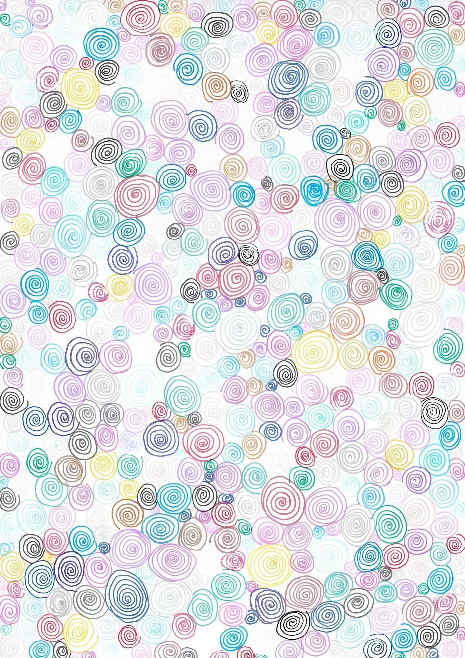Das Leben Ist Bunt Muster Zeichnungen Bilder Inspirationen Muster Zeichnung Bunte Muster Bunt