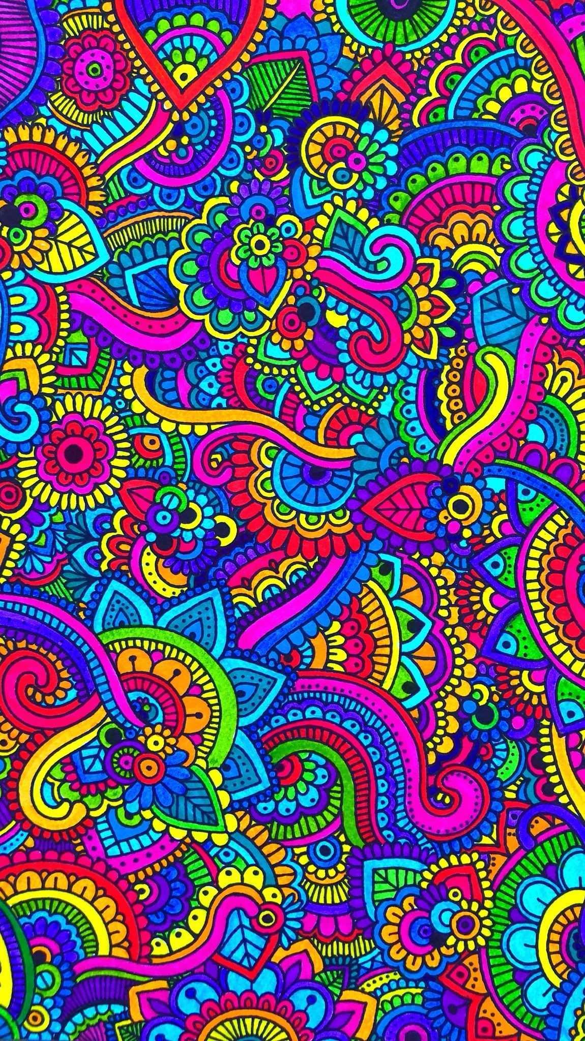 Zendoodling Zentangle Kunst Kunstproduktion Mandala Gemalde