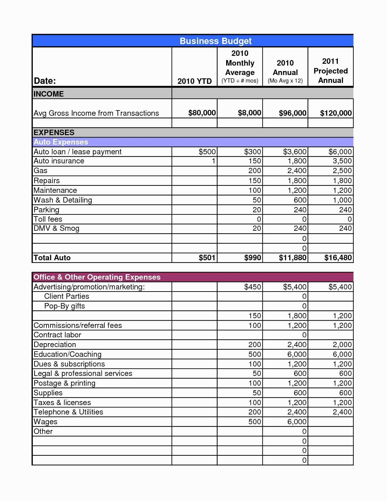Small Business Budget Template Excel Free In 2020 With Images Business Budget Template Excel Budget Template Budget Template Excel Free