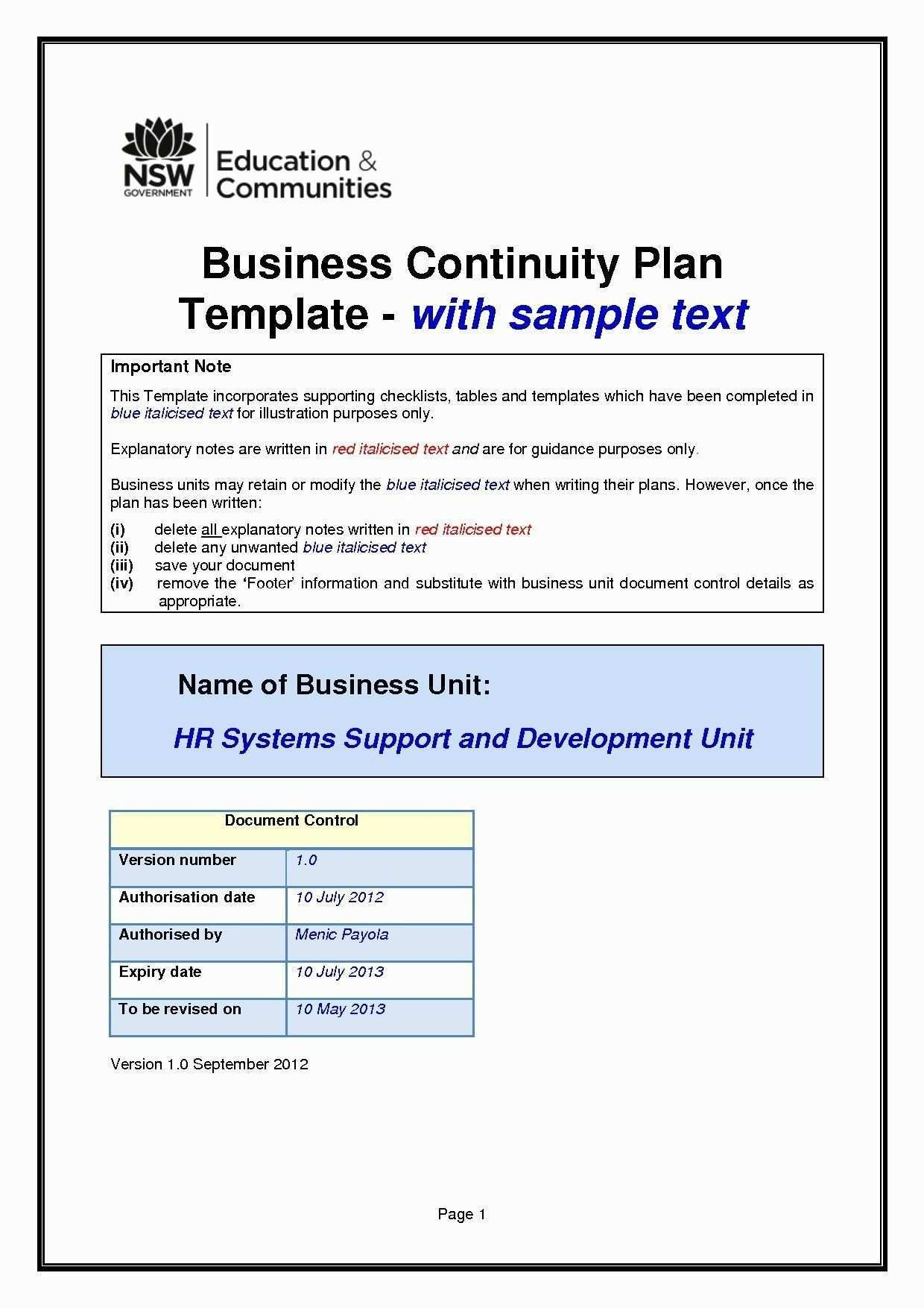 Download New School Business Continuity Plan Template Can Save At New School Busines Business Continuity Planning Business Continuity Business Contingency Plan