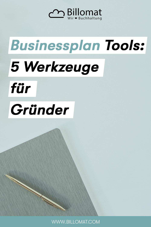 5 Businessplan Tools Fur Grunder In 2020 Businessplan Planer Businessplan Vorlage