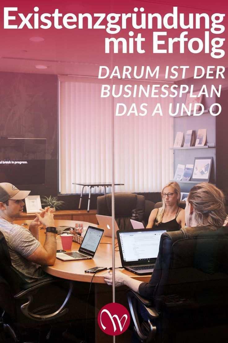 Existenzgrundung Der Traum Vom Eigenen Business In 2020 Businessplan Existenzgrundung Geschaftsplane