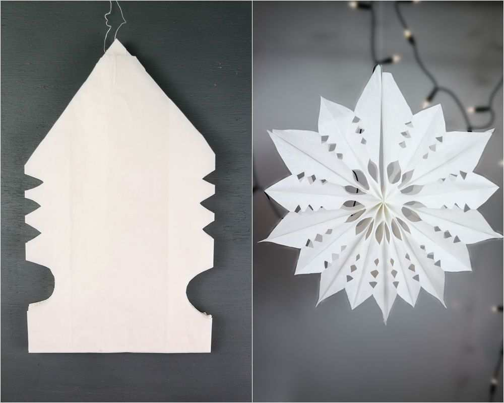 4 Turchen Diy Dezember Zauberhafte Sterne Aus Brottuten Basteln Weihnachtsdeko Selber Basteln Weihnachtsdeko Basteln Basteln Weihnachten