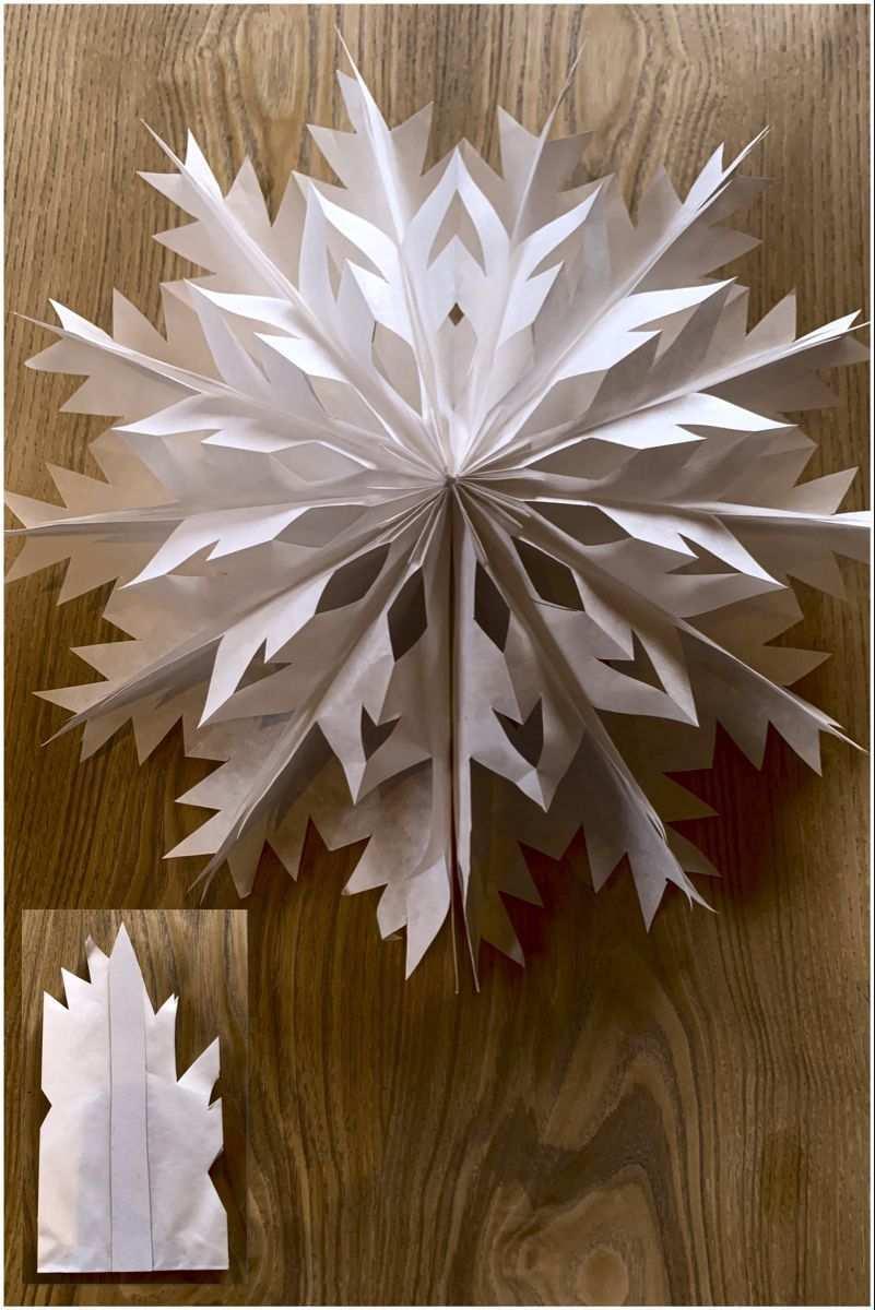Diy Paper Snowflake Weihnachtsdeko Selber Basteln Basteln Weihnachten Winter Basteln Weihnachten
