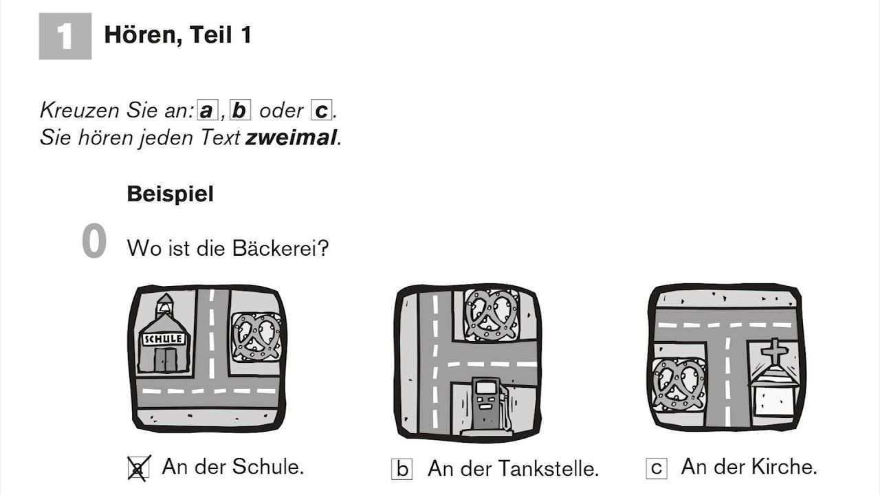 Start Deutsch A1 Horen German A1 Listing Practice For The Goethe Institute Youtube German A1 Deutsch Youtube