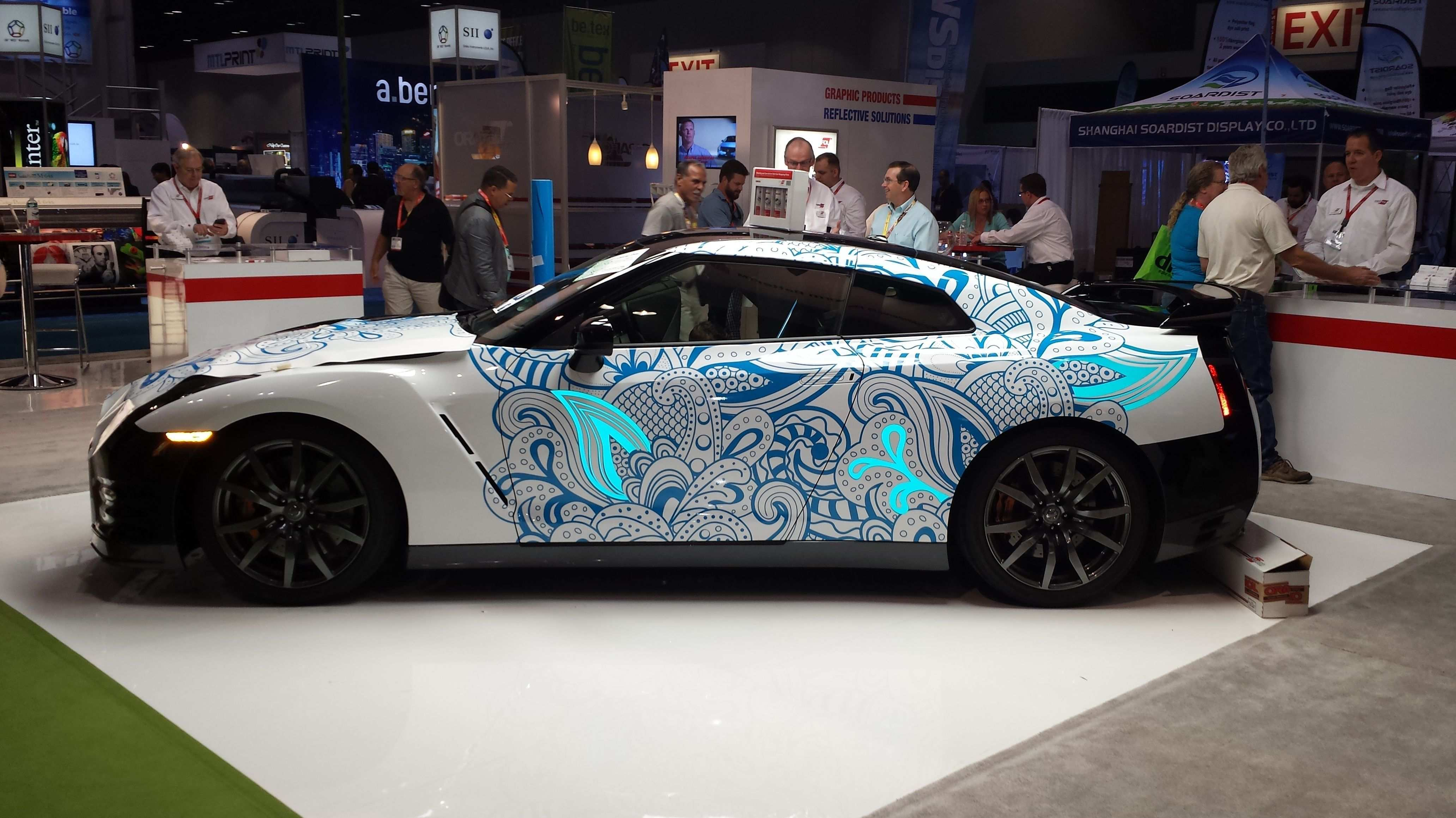 Pin By Orafol Americas On Vehicle Graphics Vinyl Wrap Car Car Wrap Car Wrap Design