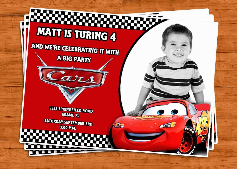 Cars Einladung Drucken Einladung Zur Geburtstagsparty Einladungskarten Kostenlos Einladungen Vorlagen
