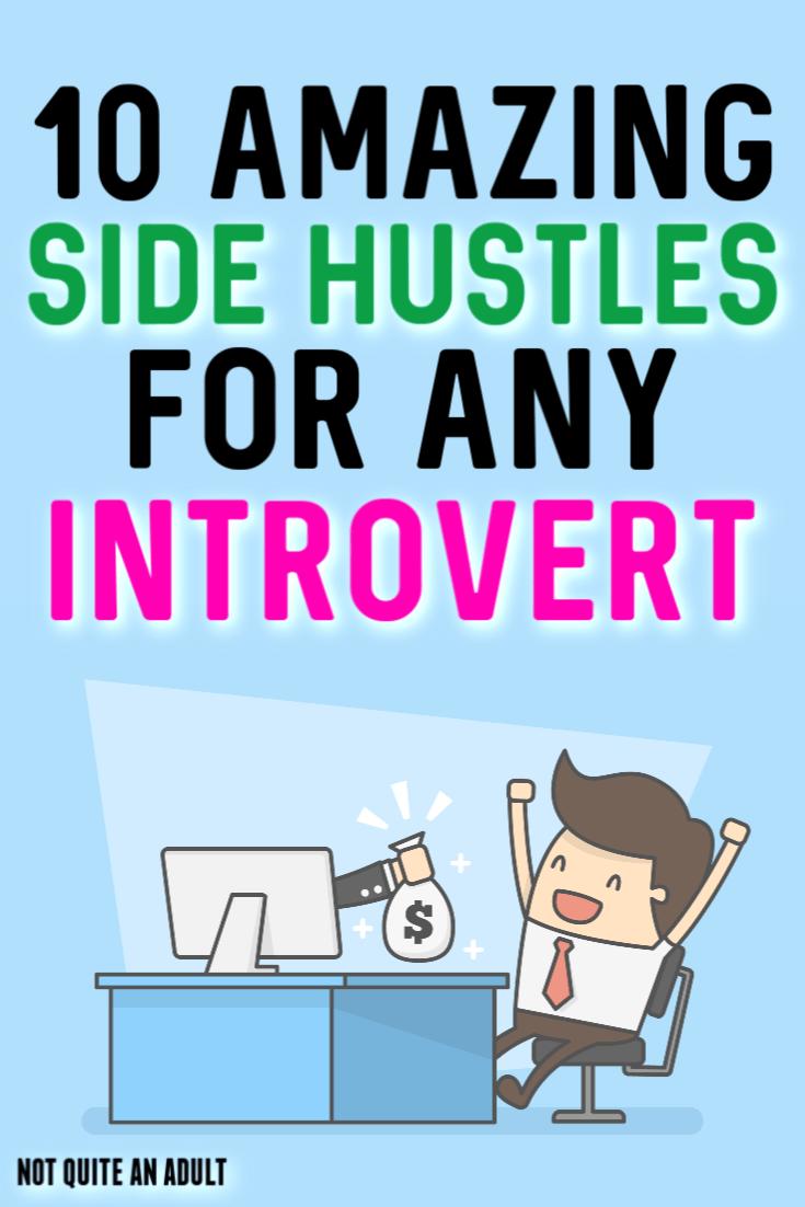 Pin On Side Hustles