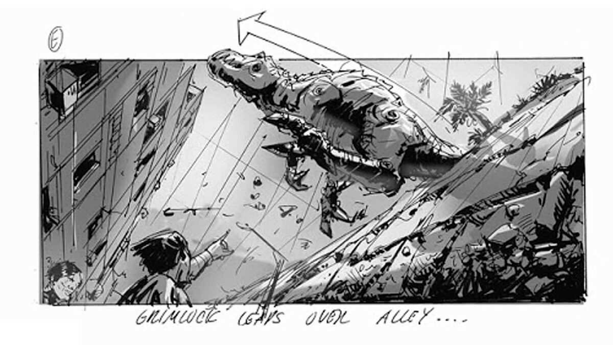 Good Storyboard Instructions And Examples For Film And Video