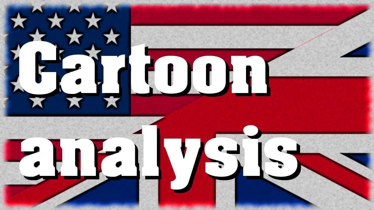 Cartoon Analysis Wie Analysiere Ich Einen Cartoon Youtube