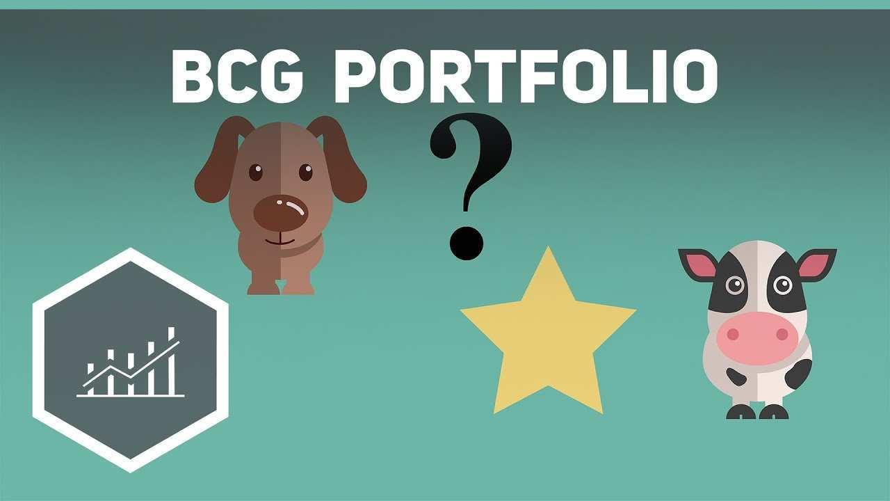 Bcg Portfolio Einfach Erklart Gehe Auf Simpleclub De Go Werde Einserschuler Youtube