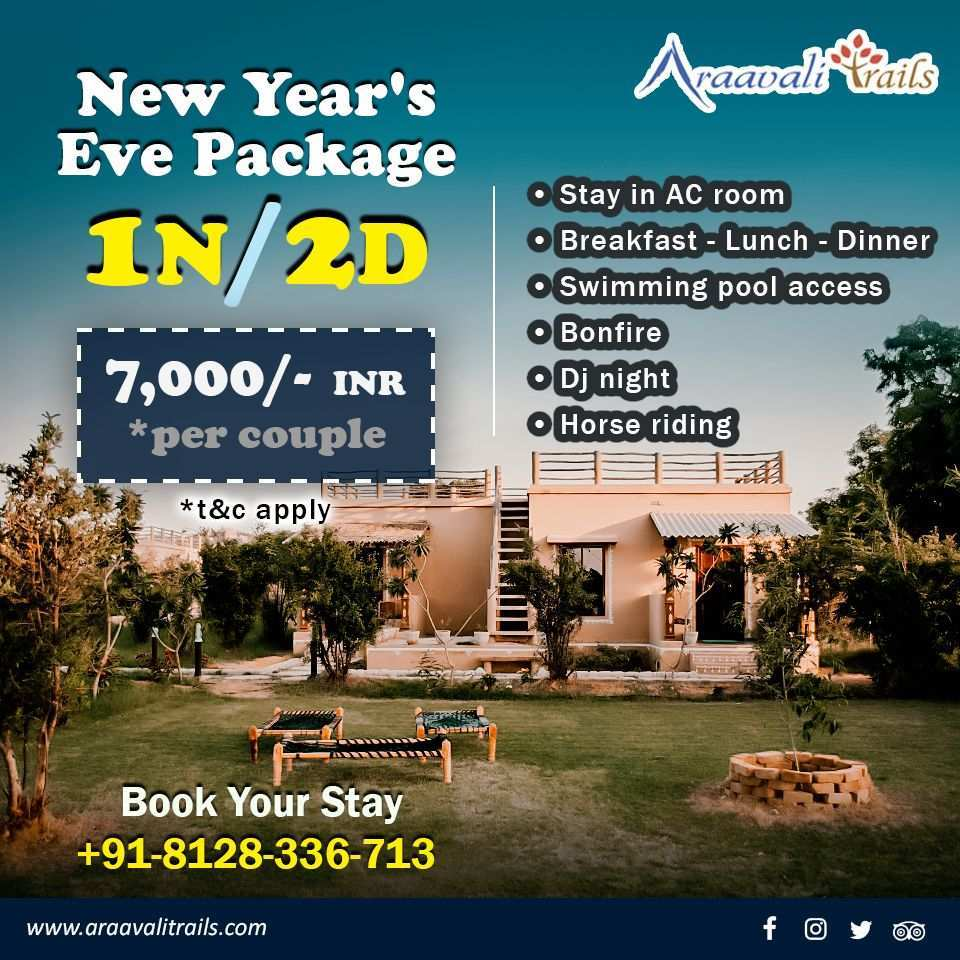 The Amazing Offer Is Running New Year Packages Adventure Camping Adventure Resort