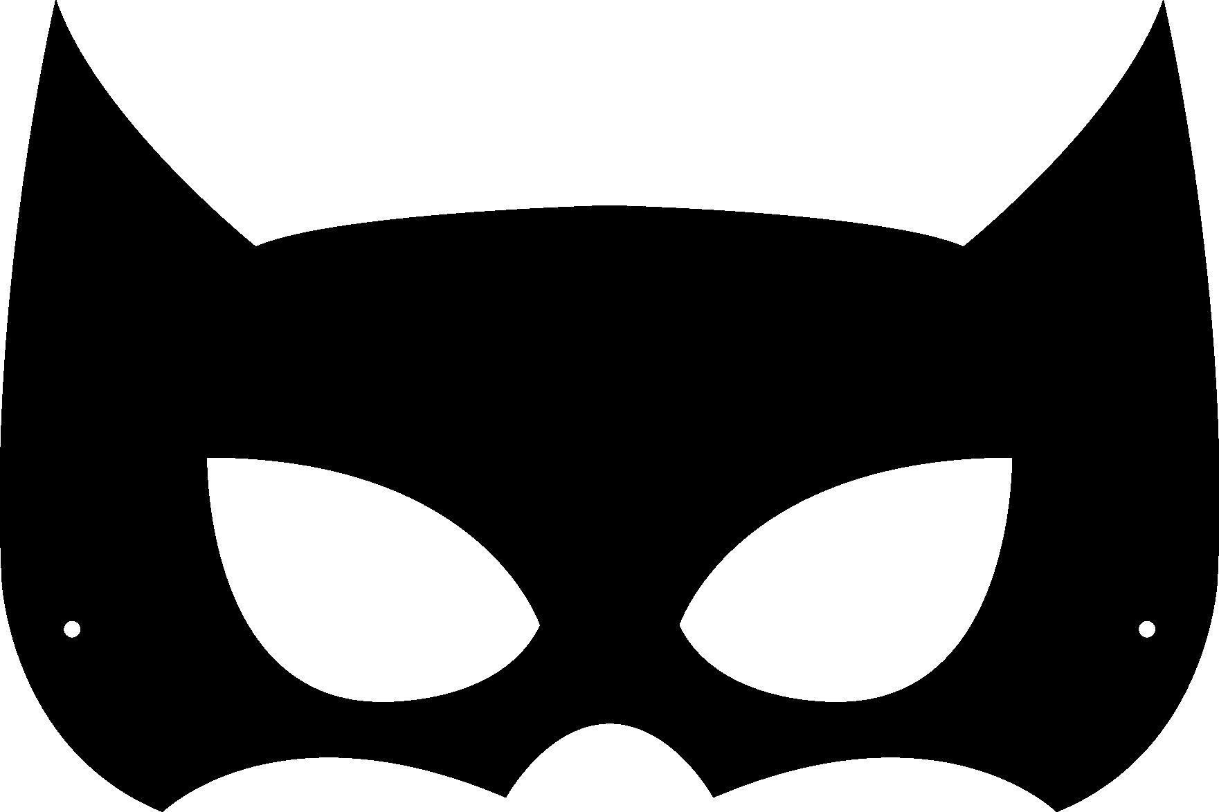 Printable Halloween Masks Batman Mask Template Superhero Mask Template Mask Template