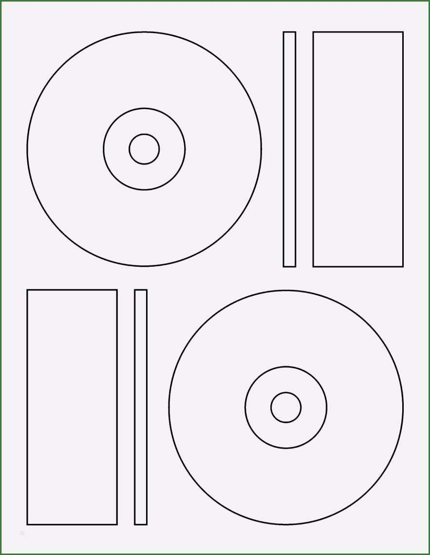 Pin Auf Cd Cover Template