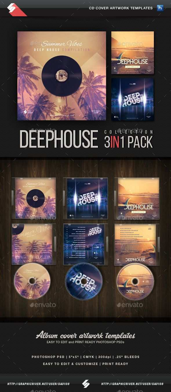 Pin On Cd Dvd Cover Templates