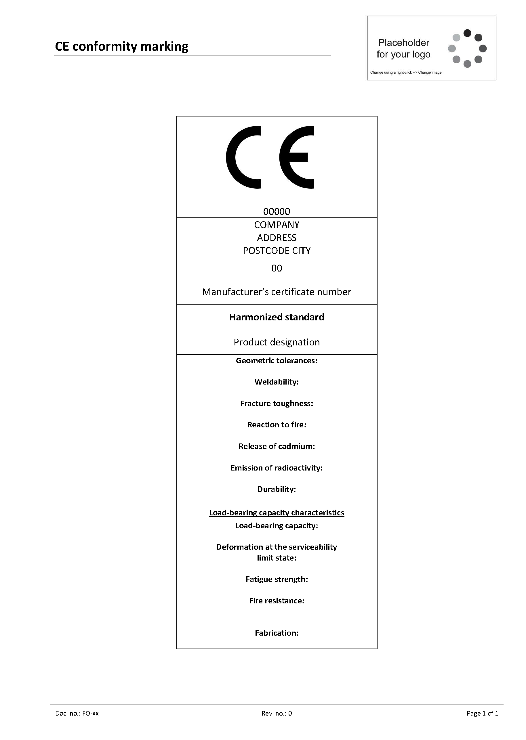Formblatt En1090 Getworx Webshop Verlag Grafik Und Ingenieurburo