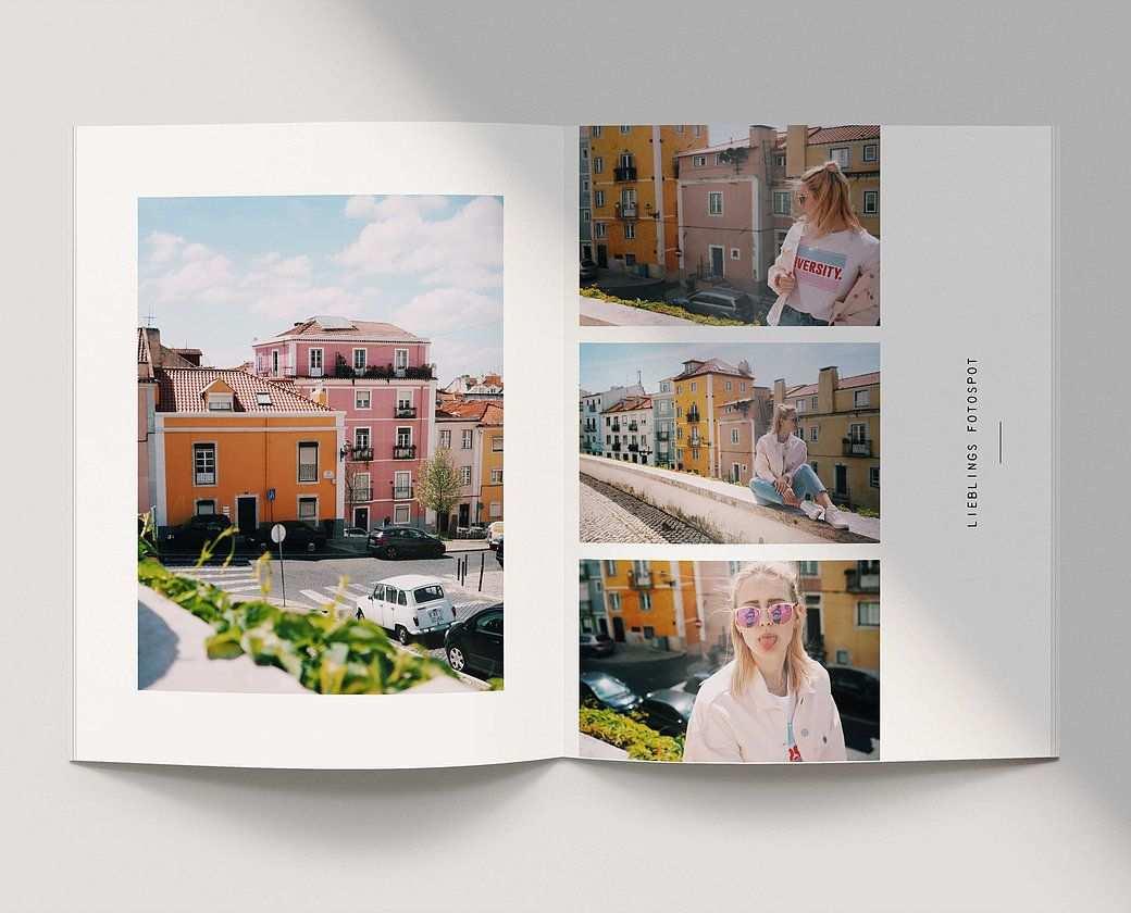 Fotobuch Vorlage Wanderlust Thelovelypeony Fotobuch Fotobuch Gestalten Fotos
