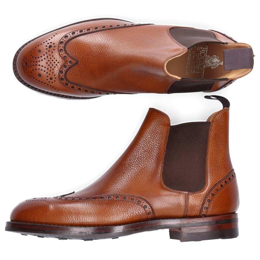 Crockett Jones Chelsea Boots Newburry Online Shopping Mybudapester Com