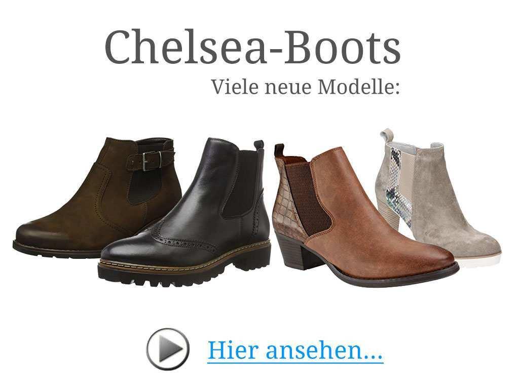 Chelsea Boots Chelsea Stiefeletten Sie Erobern Jeden Herbst