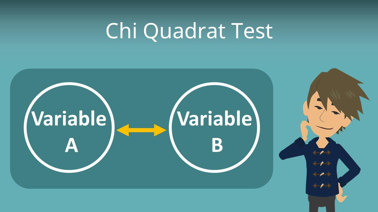 Chi Quadrat Test Erklarung Berechnung Beispiele Mit Video