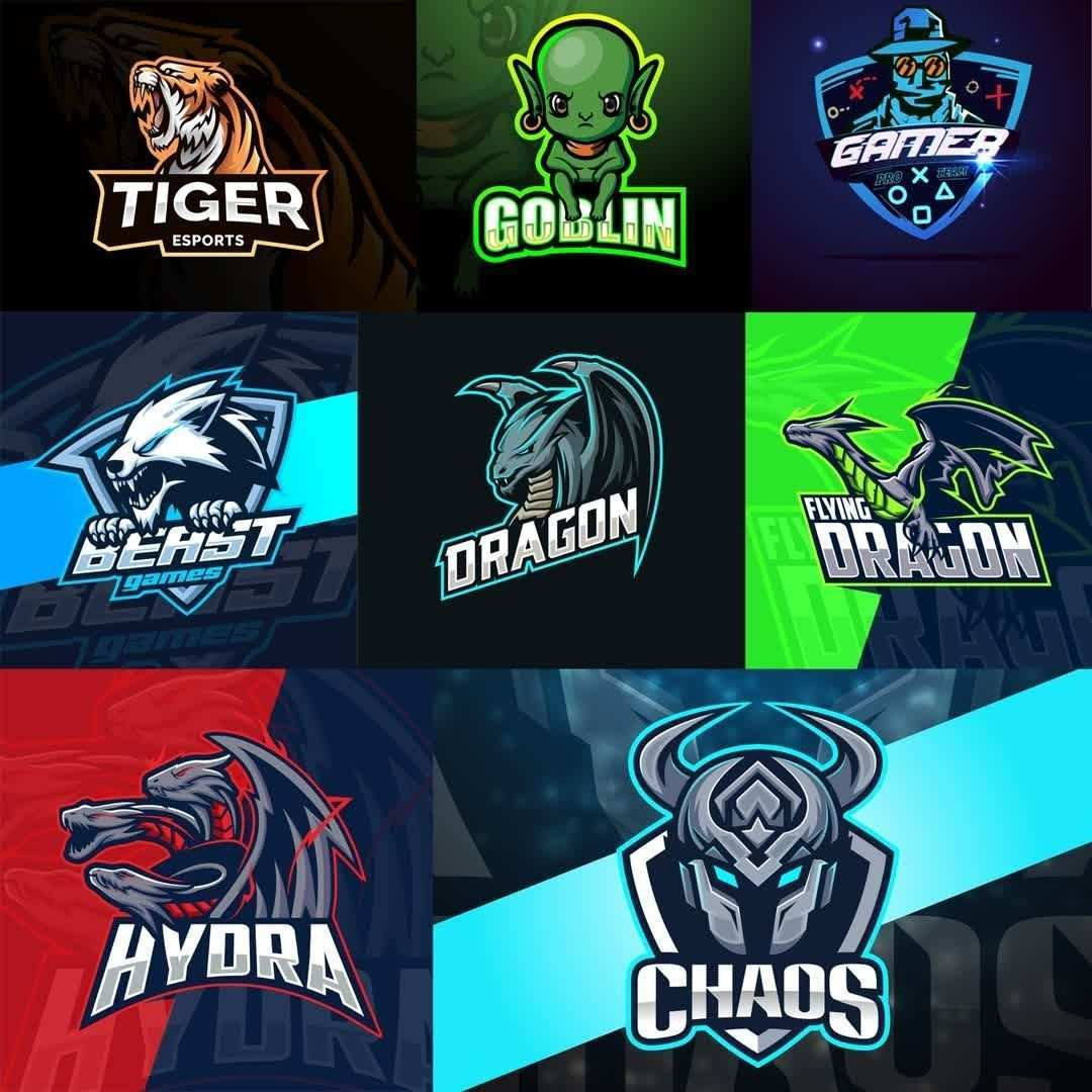 Attention Gamers Streamers Youtubers We Are Raffling A Custom Logo Design For Your Channel Twitch Youtube Or Your Video Game Clan Part