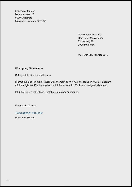 26 Suss Fitnessstudio Kundigung Vorlage Jene Konnen Anpassen Fur Ihre Ideen Vorlagen Word Vorlagen Kundigung