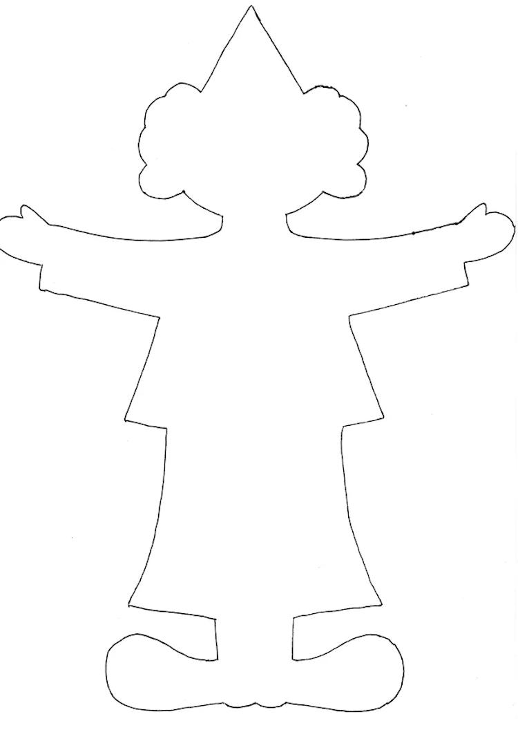 Clown Basteln Mit Kindern Aus Tonpapier Klorollen Pappteller Und Co In 2020 Clown Basteln Clown Basteln Vorlage Faschingsmasken Basteln