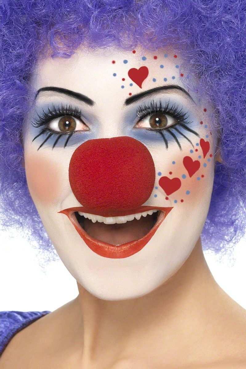Google Image Result For Http Www Oyacostumes Com Sa37805z Jpg Pinturas De Palhaco Maquiagem De Circo Maquiagem De Palhaco