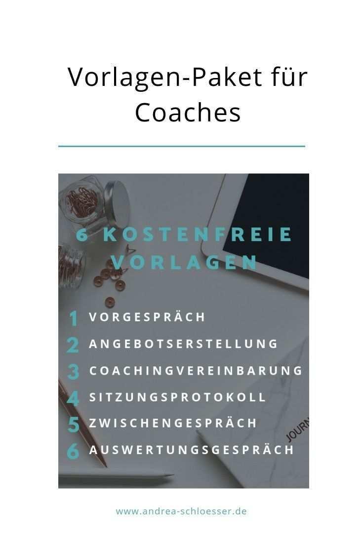 Hol Dir Mein Kostenfreies Vorlagen Paket Fur Deine Coaching Prozesse Coaching Lebensberatung Vorlagen